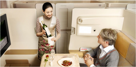 transfer bonus to Virgin Atlantic ANA First Class