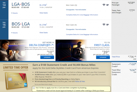 Best Travel Credit Card Offers Amex Delta Gold