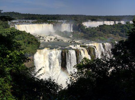 Iguassu Falls Vacation -- Brazil