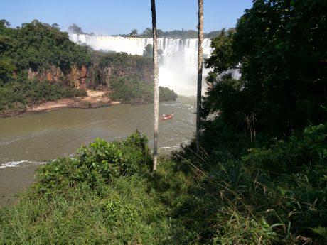 Iguassu Falls Vacation -- Argentina