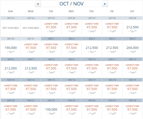Delta Skymiles devaluation