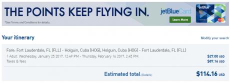 Flights to Cuba b6-fll-cmw-114