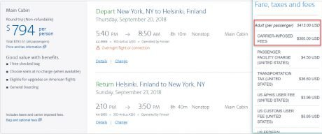 Devaluation of airline miles programs