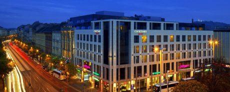 Marriott Rewards Hotels in Europe