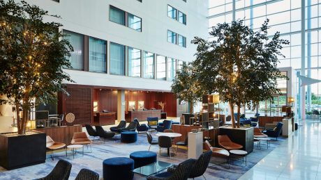 Marriott Rewards Hotels in Europe