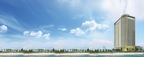 Marriott Rewards Levels -- Four Points by Sheraton Danang: Category 2, 12,500 points
