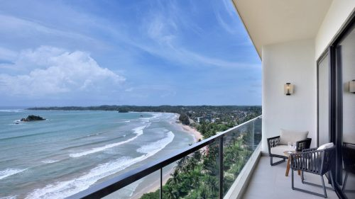 Marriott Rewards Levels: Weligama Bay Marriott Resort & Spa