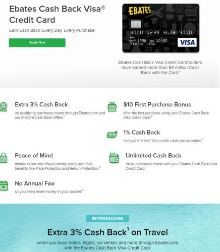 Ebates: Amex Membership Rewards Points