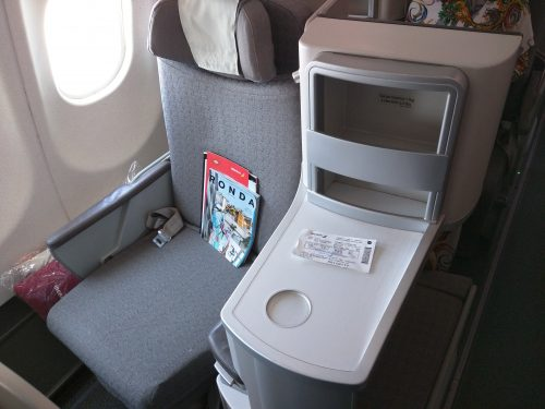 40% Amex Iberia Transfer Bonus lets you fly cheaply in one of the best Business Class seat in the world