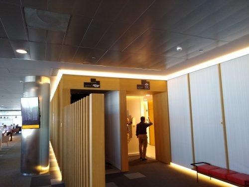 iberia t4s lounge showers