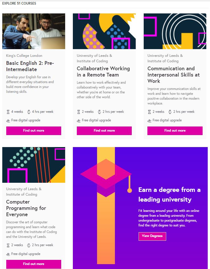 Best Free Online Courses: COVID-19 Promo