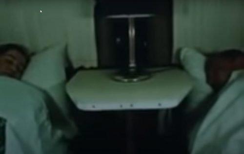 First Lie Flat Seats: Lower Berths