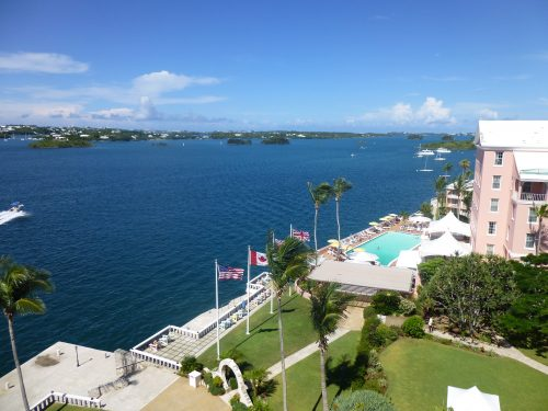 bermuda travel: Hamilton princess