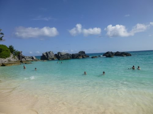 bermuda travel: fairmont southampton beach