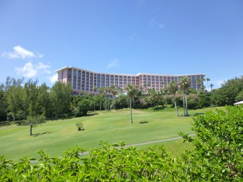 Bermuda travel: Fairmont Southampton