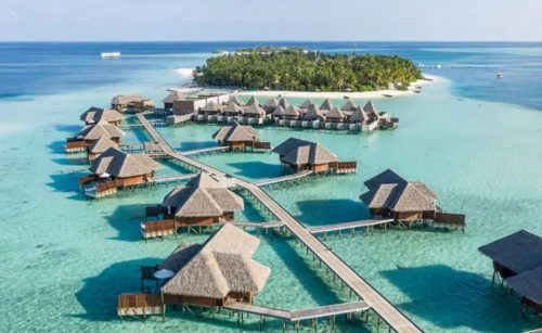 Hilton luxury resorts -- Conrad Maldives