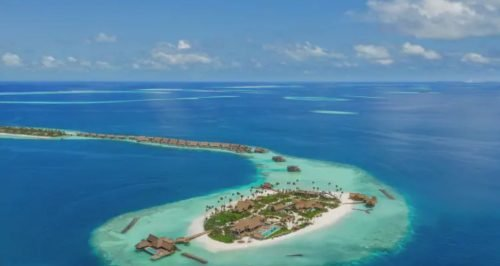 Hilton Luxury Resorts -- Waldorf Astoria Maldives Ithaafushi