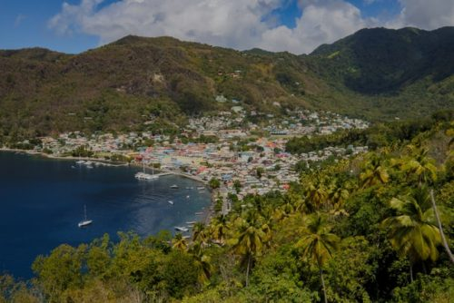 Caribbean Islands Are Reopening St. Lucia