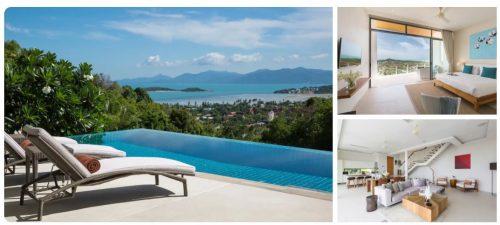 Koh Samui cheap luxury villas