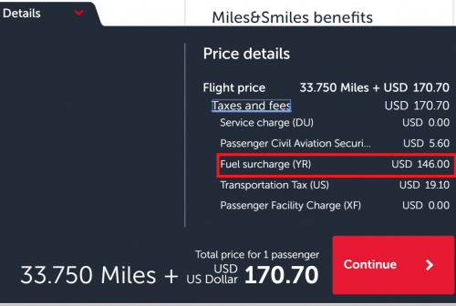 turkish 33750 miles: cash portion