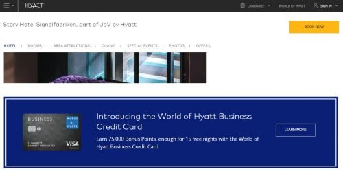 Is the Chase Hyatt Business Credit Card Worth It? $199 annual fee